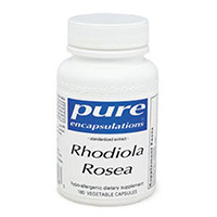 Pure Encapsulations - Rhodiola Rosea