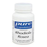 Καθαρό encapsulations - Rhodiola Rosea