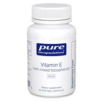 Pure-encapsulations --- vitamiini-E