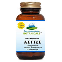 Pure Mountain Botanicals Full Spectrum Nettle Leaf