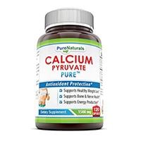 Pure Naturals კალციუმის pyruvate
