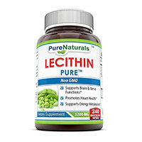 Pure Naturals Lecithin