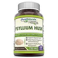Pure Naturals Psyllium люспи