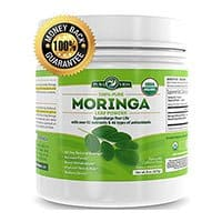 Organiczny proszek Moringa Pure Vida