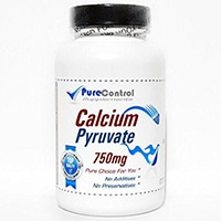 PureControl Supplements Calcium Pyruvate