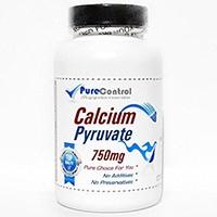 PureControl مكملات الكالسيوم بيروفات