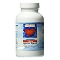 Purethentic Naturals Policosanol 20mg Premium-