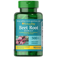 Puritan's Pride Beet Root Extract