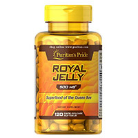 Puritan Stolz Royal Jelly