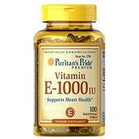 Puritan's Pride Vitamin E-1000
