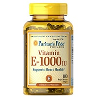 Puritan Orgoglio vitamina E-1000