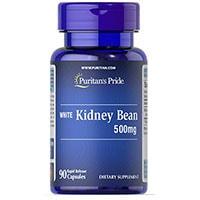 Puritans Pride White Kidney Bean