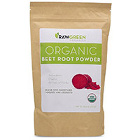 Raw Green Organics - Organic Beet Root Powder