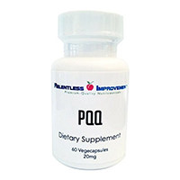Relentless Improvement PQQ 20mg