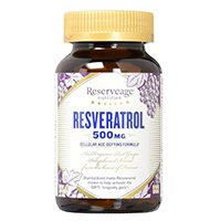 Reserveage Nutrition Resweratrol 500mg