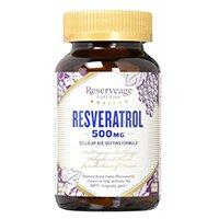 Reserveage Хранене Resveratrol 500mg