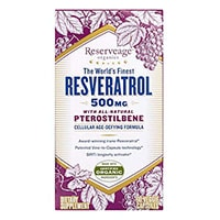Reserveage Nutrition Resweratrol