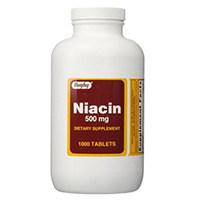 niacino dozė širdies sveikatai