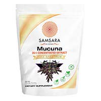 Samsara Mucuna Pruriens -jauhe