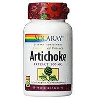 Solaray Артишок Leaf Extract