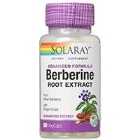 Solaray Berberine Formula Istimewa