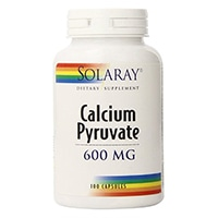 Solaray Calcium Pyruvate