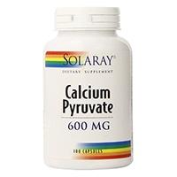 Solaray Kalsium Pyruvate