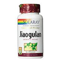 Solaray Jiaogulan Kapseln