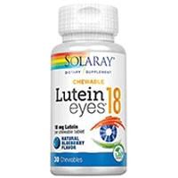 Solaray Lutein Eyes