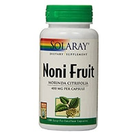 Solaray Noni Fruit Capsules