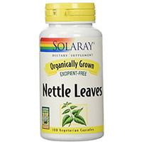 Solaray Organic Nettle Leaves Supplement