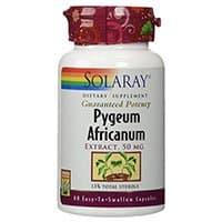 Εκχύλισμα Solaray-Pygeum-Africanum