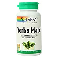 Solaray Yerba Mate