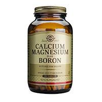 Solgar de calcium magnésium bore