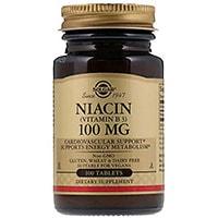 Solgar Niacina Vitamina B3