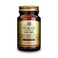Solgar Niacin Bitamina B3