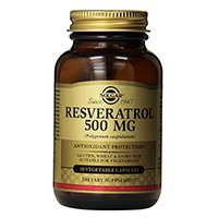 Solgar Resveratrol Vegetable Capsules