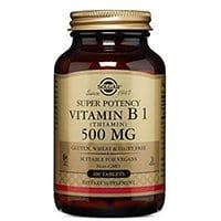 Solgar - विटामिन B1