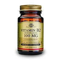 Solgar Vitamina B2 Riboflavină