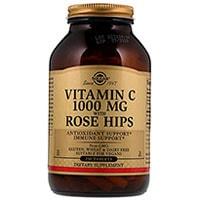 Solgar Vitamin C Sa Rose Hips Tablets