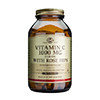 Solgar Vitamin C with Rose Hips Tablets-s