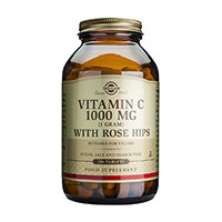 Solgar Vitamin C dengan Rose Hips Tablet