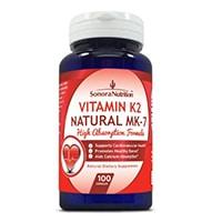 Sonora Nutrition Vitamin K2 Natural MK-7