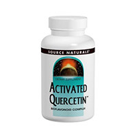 Source Naturals Activated quercetina