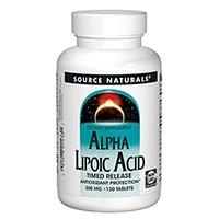 Bron Naturals Alpha liponzuur