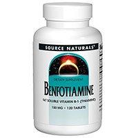 Sumber Naturals Benfotiamine