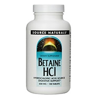 Bron-Naturals --- Betaine-HCl