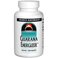 Fuente Naturals Guarana Energizer