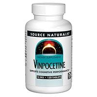 Sursa Naturals Vinpocetine