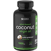 Sports Research Organic Coconut Oil